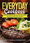 "[eBook] Free: ""Everyday Cookbook: Over 200 Recipes for Your Cast Iron Skillet, Sheet Pan and Dutch Oven"" $0 @ Amazon AU, US"