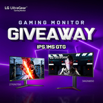 """Win 1 of 2 LG UltraGear 34""""/27"""" Gaming Monitors Worth Up to $1,599 from LG Tech IT/Aceu"""