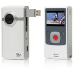 Cisco Flip Ultra HD 1hr GEN 2 Camcorder - White $67 (Save $30) Delivered at BIGW Today Only