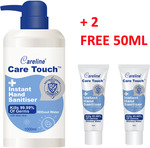 Care Touch Hand Sanitisers 1L + 2 Free 50ml for $10.90 + Delivery @ Biovita Direct