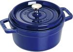 Staub Dark Blue Cocotte 20cm/2.2L $184.99 Delivered @ Costco (Membership Required)