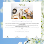 Win $500 Worth of Eco Products from Hummingbird Sings