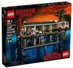 LEGO 75810 Stranger Things The Upside down $263 @ Target