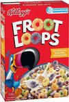 Kellogg's Froot Loops 500g $4.25 (Min Order 2) + Delivery ($0 with Prime / $39 Spend) @ Amazon AU