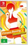 [Pre Order, Switch] Fitness Boxing 2: Rhythm & Exercise $59 Delivered @ Amazon AU