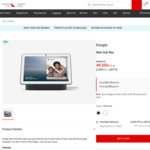 Google Nest Hub Max $267.51 + 2000 QFF Points + Delivery (1,200 QFF Points or $8.00) @ Qantas Store