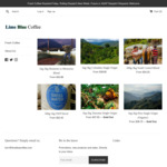 50% off Sitewide at Lime Blue Coffee