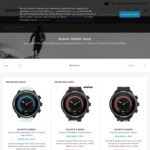 Up to $300 off on Sport Watches Suunto 3, 5, 7 & 9 Baro + Free Delivery @ Suunto AU