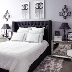 Luxury Double Bed Frame $750 (15% off) + $99 Delivery @ Superior Furniture