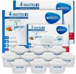 BRITA MAXTRA+ 10-Pack Water Purifier Filter Cartridge $60.80 Delivered @ Amazon AU