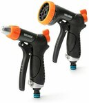 Holman 12mm Hose Trigger Gun Combo Set $10 @ Bunnings