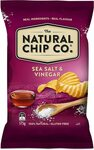 Natural Chip Co. Sea Salt & Vinegar 12 x 175g [$4.95 + $11.58 Delivery], Total $16.53 @ Tasteful Delights AU via Amazon AU
