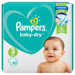 Pampers Nappies (Sizes 3/4/5/6) 40% off @ Catch