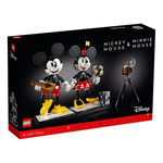 LEGO Disney Mickey Mouse & Minnie Mouse Buildable Characters 43179 $223.20 Delivered @ Target Australia
