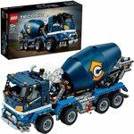 LEGO Technic 42112 Concrete Mixer Truck $95 Delivered (RRP $179.99) @ Amazon AU