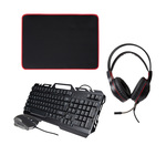 Anko 4 in 1 Gaming Combo (Keyboard, Mouse, Mousepad & Headphones) $35 + Delivery/C&C @ Kmart
