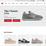 30% off Full Priced Items @ New Balance