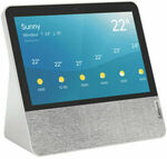 [Afterpay] Lenovo Smart Display 7 with Google Assistant $79.20 @ Bing Lee eBay