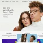 25% off Eyewear Storewide (Free Delivery) @ York & Onos