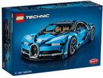 LEGO Technic Bugatti Chiron 42083 US$274.99 (~A$354) Delivered @ Zavvi US