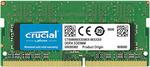 Crucial 4GB (1x 4GB) DDR4 2666MHz SODIMM CL19 $12.08 + $15.95 Delivery @ Megabuy