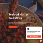[NSW] Free Jug of Soft Drink at Seafood Master Bankstown with Dine-in Booking