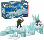 Schleich 42497 Attack on Ice Fortress Battle Game $103.37 (Was $169.99) Delivered @ Amazon AU