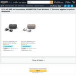[Prime] Sennheiser MOMENTUM True Wireless 2 Noise Cancelling $239.90 Delivered @ Amazon AU