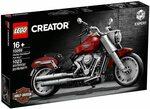 LEGO Creator Expert Harley-Davidson Fat Boy 10269 Building Kit $76 Delivered @ Amazon AU