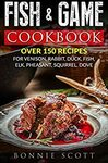 [eBook] Free - Fish & Game Cookbook/HOMEMADE CHICKEN DISHES/Barbecue Cookbook - Amazon AU/US