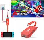 3-in-1 Docking Station for Nintendo Switch, PD 87W, USB Port $20.99 + Delivery @ Gopala-AU Amazon AU