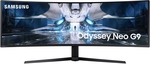 """[Pre Order] Samsung 49"""" Odyssey Neo G9 Curved DQHD Gaming Monitor w/ Bonus BlueMic Yeti Caster $2999 + Delivery @ Harvey Norman"""
