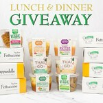 Win 7 Ready Made Meals + 7 Packs of Pasta (Worth $100) from Guzzi's