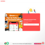 $2 Bonus on $5 Spend via OzBargain Perks @ ShopBack App (Excl Gift Cards)