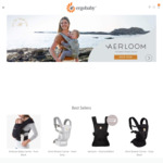 30% off Ergobaby Baby Carriers + $7.95 Delivery @ Ergobaby