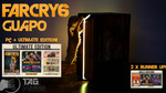 Win a Custom PC Based on Guapo from Far Cry 6 and FC6 Ultimate Edition (PC) or 1 of 2 FC6 Gold Edition (PC) from TAG Mods