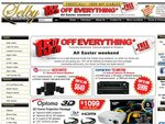 Selby Acoustics 15% OFF EVERYTHING + Free Postage - Excludes Electronics