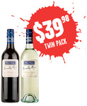 PayPal Special: Twin Pack of Wirra Wirra Red/White Wine for $5 Inc Delivery