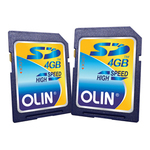 2x 4GB SD Cards for $5 from Officeworks