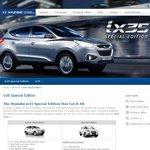 Hyundai ix35 Special Edition Drive Away $28,990