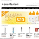 $10 off for All Orders over $100 - Dermalogica