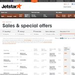 Jetstar's Friday Frenzy Fares - Melbourne to Kuala Lumpur for $222 amongst others