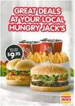 Hungry Jacks Vouchers