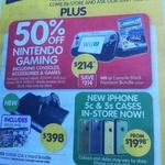 Wii U Premium Bundle $214 (50%off) + 1/2 Price All Nintendo Gaming @ DSE