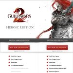 Guild Wars 2 MMORPG (PC & Mac) 40% off. Now USD $29.99 - Offer Ends 3 Dec 2013