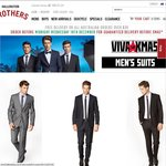 Hallenstein Brothers Boxing Day Sale Preview:  Suits $90 with Free Delivery - Ends Boxing Day