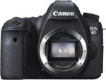 Canon 6D Body Only for $1600 (after Cashback $1400) @JB Hi-Fi Carousel WA (+$9.95 if online)