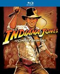 [Amazon] Indiana Jones: The Complete Adventures (Blu-Ray) @ $29.99 USD + Delivery