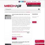 Backlit Mech. KBs (Ducky, Deck, Tesoro, Tte) for $109+P/H, Vortex F-104 from $69+P&H   MechKB