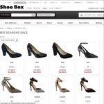Mid Season Sales up to 50% off @ Shoe Box [Free Shipping > $50]